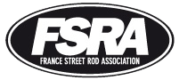 Logo FSRA - France Street Rod Association